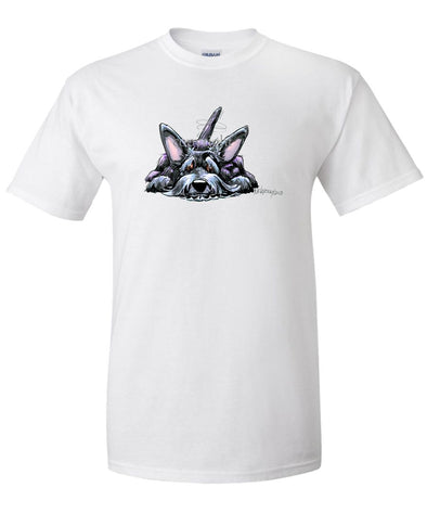 Scottish Terrier - Rug Dog - T-Shirt