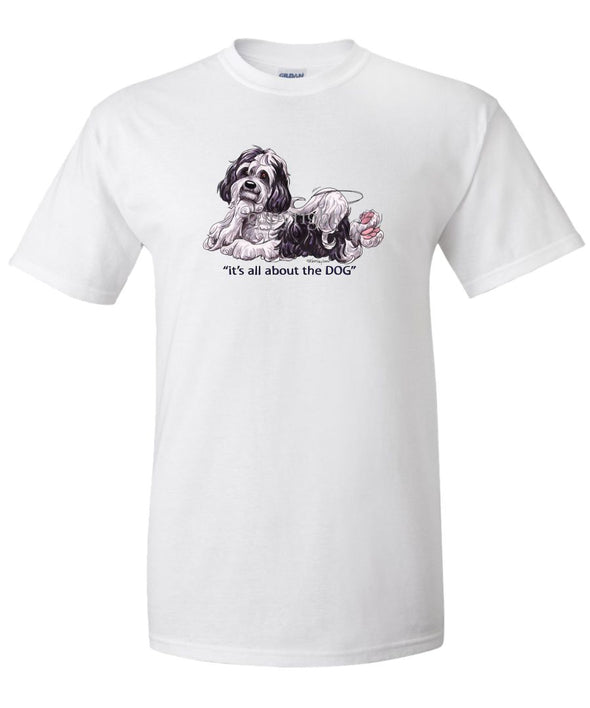 Havanese - All About The Dog - T-Shirt