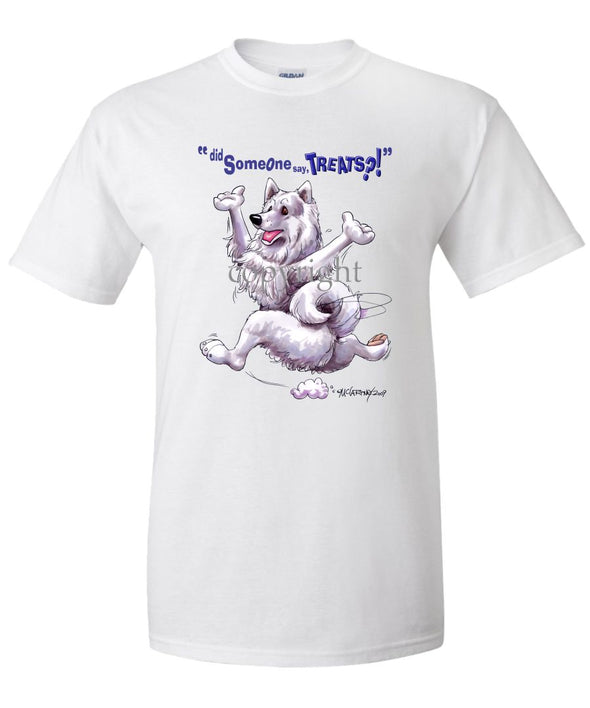Samoyed - Treats - T-Shirt