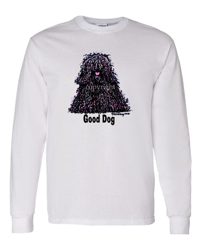 Puli - Good Dog - Long Sleeve T-Shirt