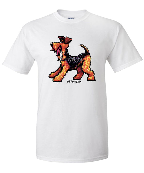 Welsh Terrier - Cool Dog - T-Shirt