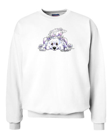 Samoyed - Rug Dog - Sweatshirt