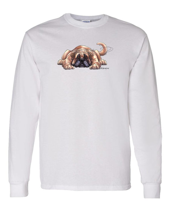 Bullmastiff - Rug Dog - Long Sleeve T-Shirt