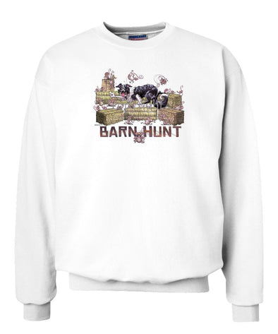 Border Collie - Barnhunt - Sweatshirt