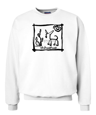 Chihuahua  Smooth - Cavern Canine - Sweatshirt