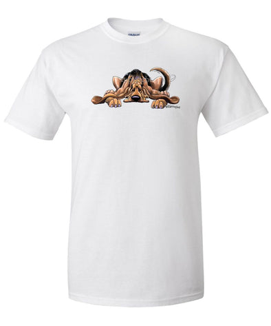Bloodhound - Rug Dog - T-Shirt