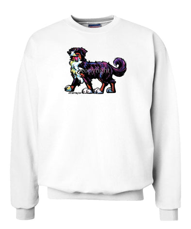 Bernese Mountain Dog - Cool Dog - Sweatshirt