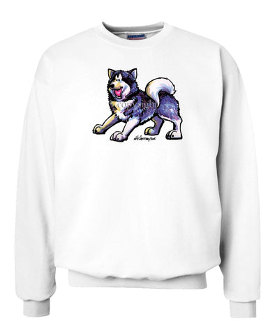 Alaskan Malamute - Cool Dog - Sweatshirt