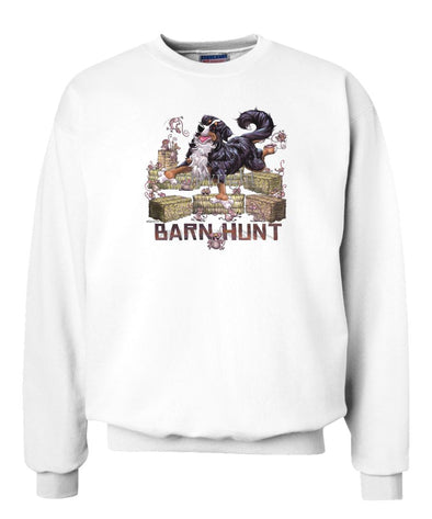 Bernese Mountain Dog - Barnhunt - Sweatshirt