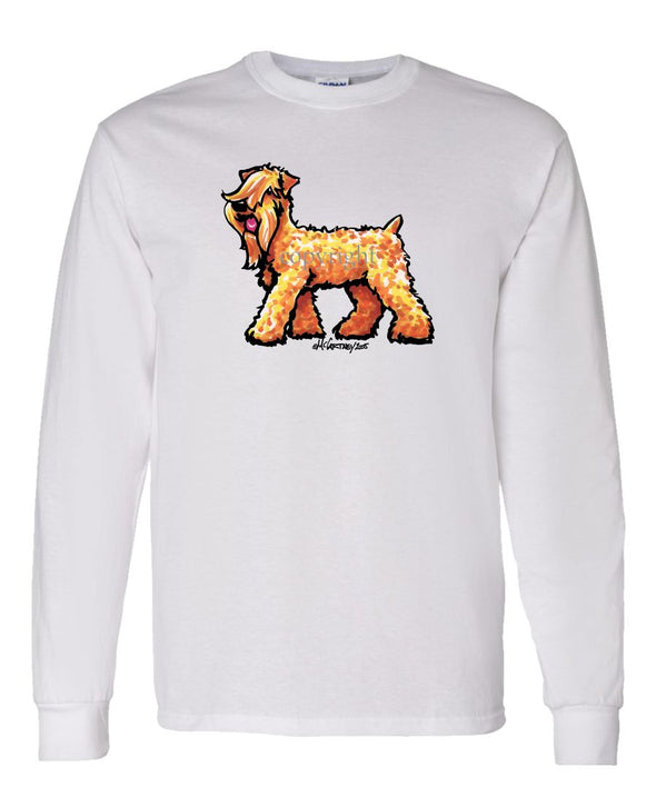 Soft Coated Wheaten - Cool Dog - Long Sleeve T-Shirt
