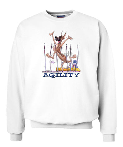 Great Dane - Agility Weave II - Sweatshirt