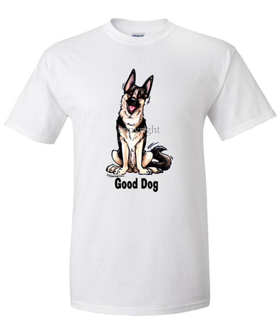 German Shepherd - Good Dog - T-Shirt