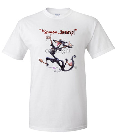 Saluki - Treats - T-Shirt