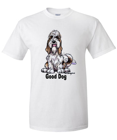 Petit Basset Griffon Vendeen - Good Dog - T-Shirt