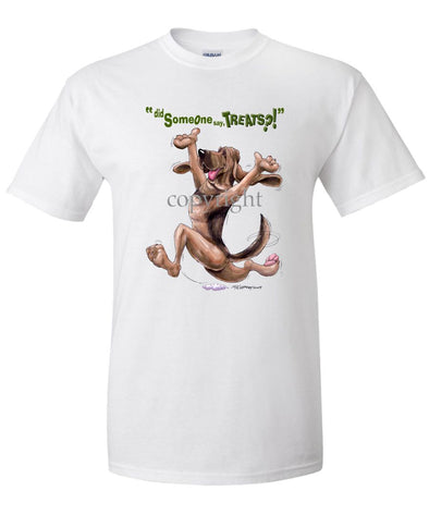 Bloodhound - Treats - T-Shirt