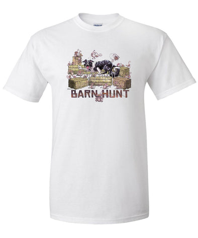 Border Collie - Barnhunt - T-Shirt