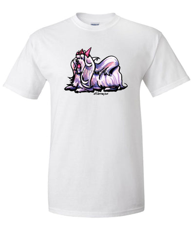 Maltese - Cool Dog - T-Shirt