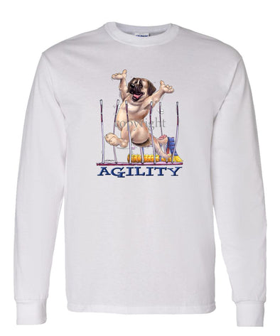 Mastiff - Agility Weave II - Long Sleeve T-Shirt