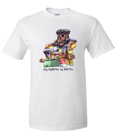Rottweiler - Hydrated - Mike's Faves - T-Shirt