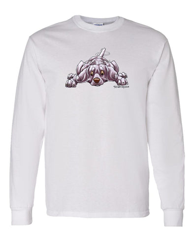Weimaraner - Rug Dog - Long Sleeve T-Shirt