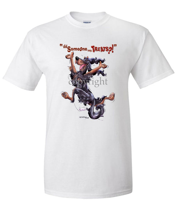 Gordon Setter - Treats - T-Shirt