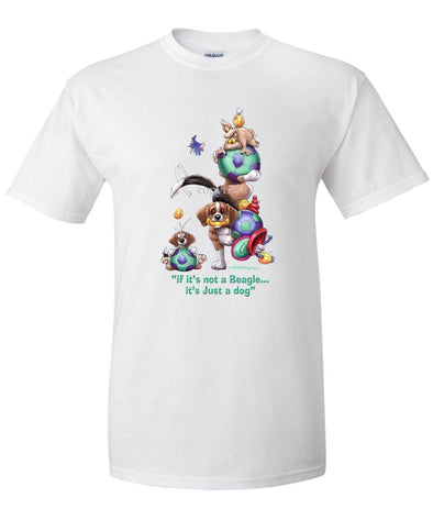 Beagle - Not Just A Dog - T-Shirt