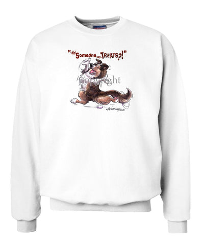 Shetland Sheepdog - Treats - Sweatshirt