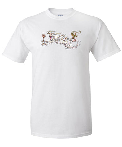 English Setter - Sprinting - Mike's Faves - T-Shirt