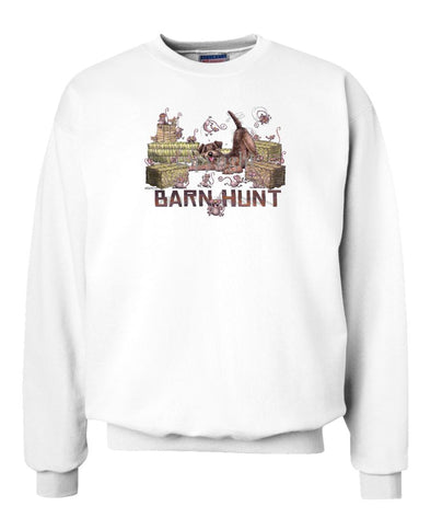 Border Terrier - Barnhunt - Sweatshirt