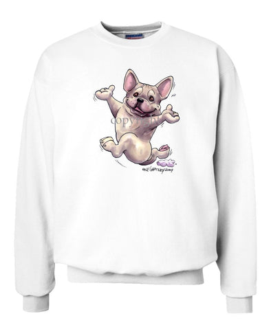 French Bulldog - Happy Dog - Sweatshirt