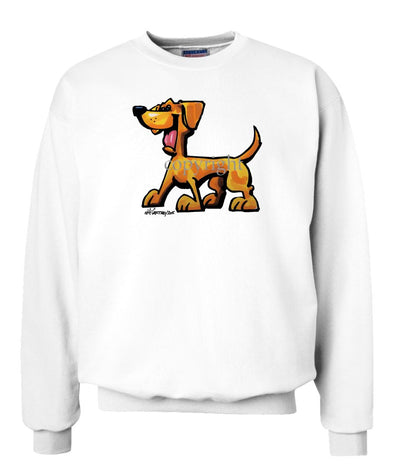 Labrador Retriever  Yellow - Cool Dog - Sweatshirt