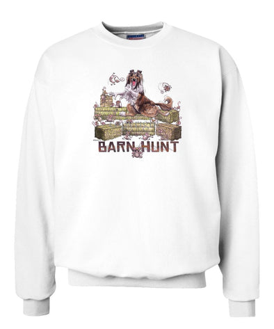 Collie - Barnhunt - Sweatshirt