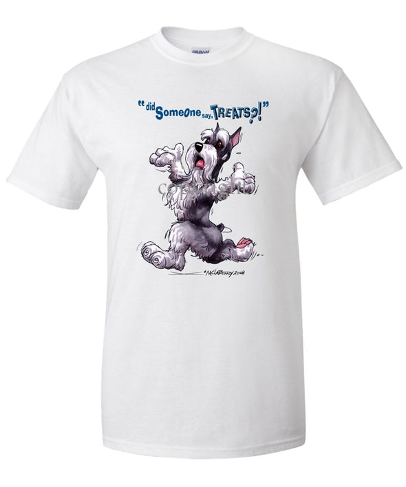 Schnauzer - Treats - T-Shirt