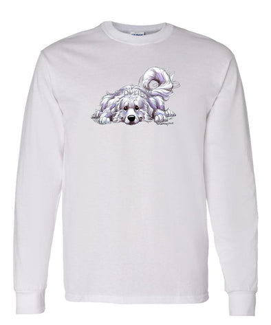 Great Pyrenees - Rug Dog - Long Sleeve T-Shirt