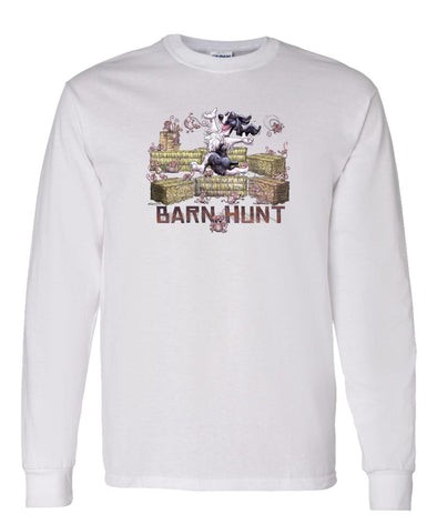 English Springer Spaniel - Barnhunt - Long Sleeve T-Shirt