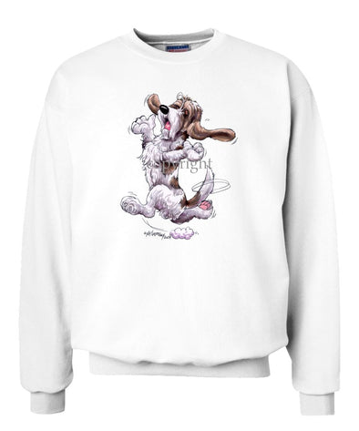 Petit Basset Griffon Vendeen - Happy Dog - Sweatshirt