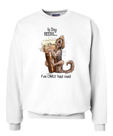Otterhound - Dog Beers - Sweatshirt