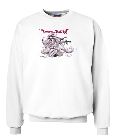 Shih Tzu - Treats - Sweatshirt