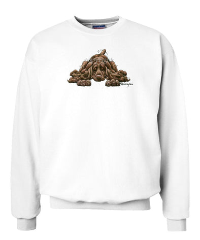 Field Spaniel - Rug Dog - Sweatshirt