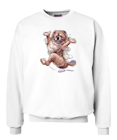 Chow Chow - Happy Dog - Sweatshirt