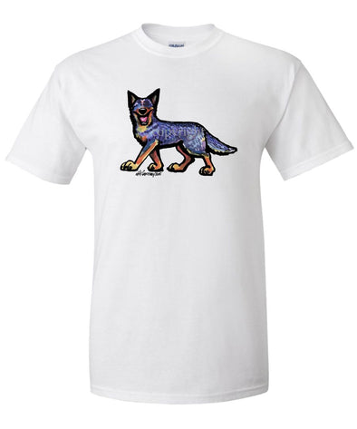 Australian Cattle Dog - Cool Dog - T-Shirt