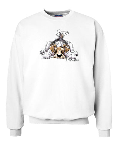 Wire Fox Terrier - Rug Dog - Sweatshirt