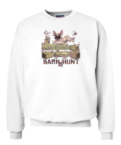 French Bulldog - Barnhunt - Sweatshirt