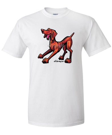 Vizsla - Cool Dog - T-Shirt