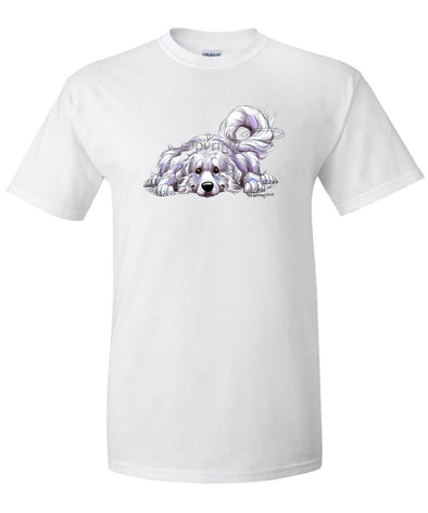 Great Pyrenees - Rug Dog - T-Shirt