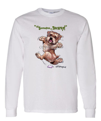 Norfolk Terrier - Treats - Long Sleeve T-Shirt