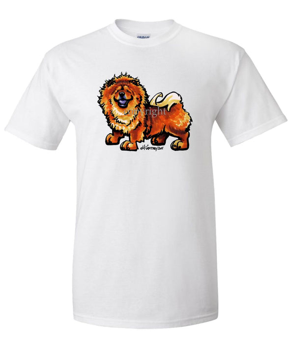 Chow Chow - Cool Dog - T-Shirt