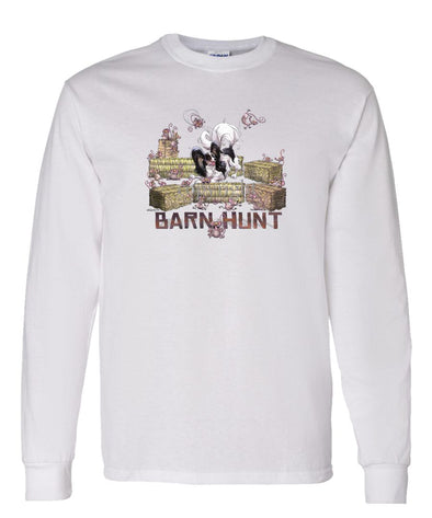 Papillon - Barnhunt - Long Sleeve T-Shirt