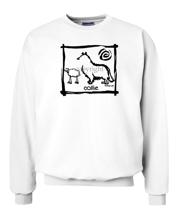 Collie - Cavern Canine - Sweatshirt