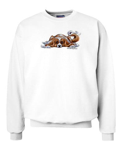 Cavalier King Charles - Rug Dog - Sweatshirt